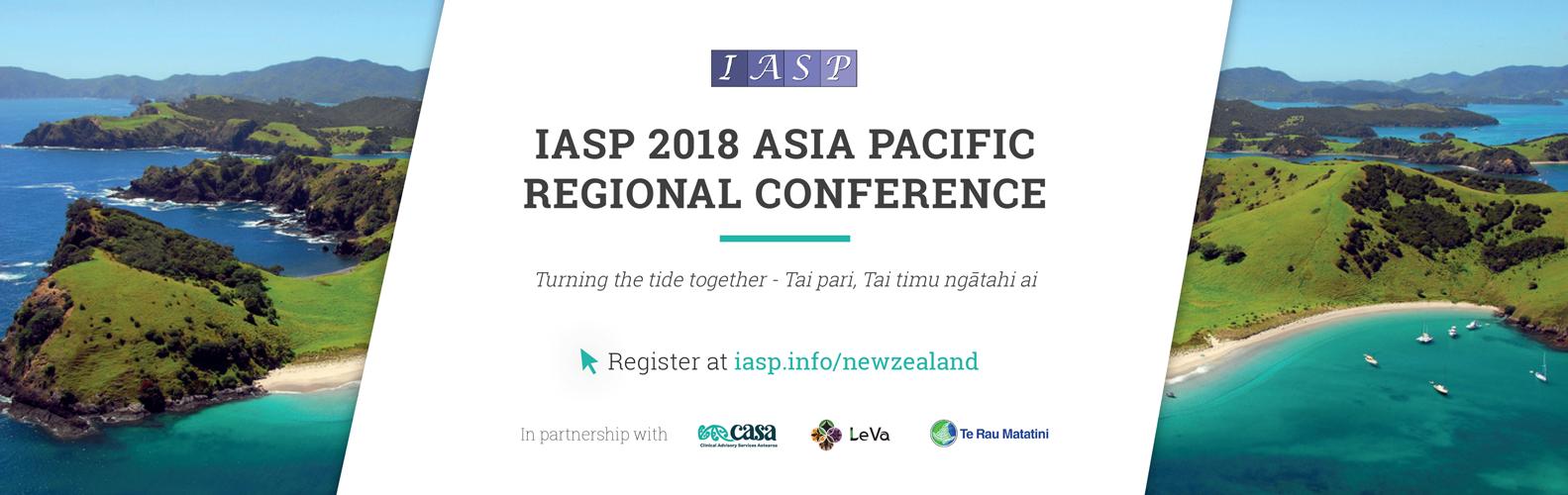 IASP 2018 testing